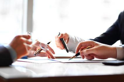 Banking business or financial analytics desktop